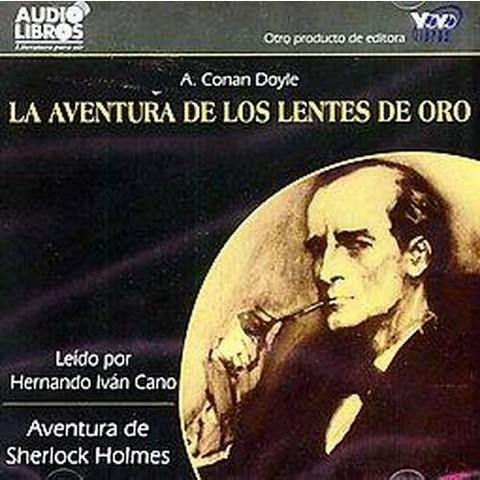 La Aventura De Los Lentes De Oro (Unabridged) (Compact Disc)