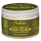 SheaMoisture Olive & Green Tea Hand &  Body Scrub - 12 oz