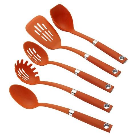 Rachael Ray 5-Piece Spoon Set