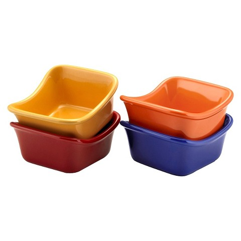 Rachael Ray Assorted Square Dipping Cups - (3 Oz)