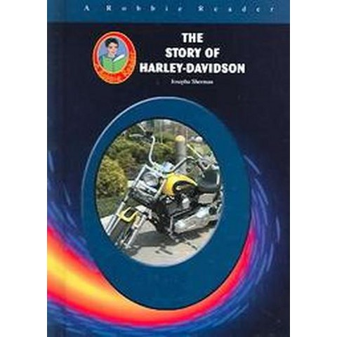 The Story Of Harley-Davidson (Hardcover)