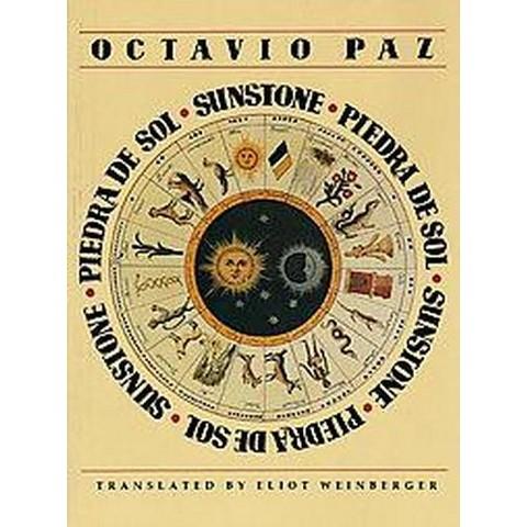 Sunstone/Piedra De Sol (Paperback)