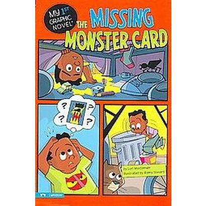 The Missing Monster Card (Paperback)
