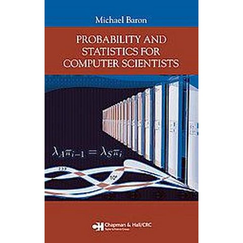 Probability And Statistics for Computer Scientists (Hardcover)