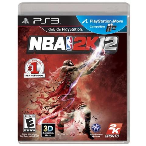 NBA 2K12 (PlayStation 3)