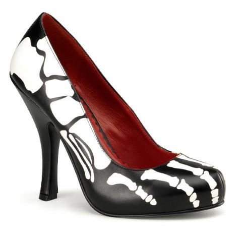 Adult Skeleton Shoes