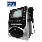 "The Singing Machine 5"" Monitor Karaoke - Silver (STVG-519)"