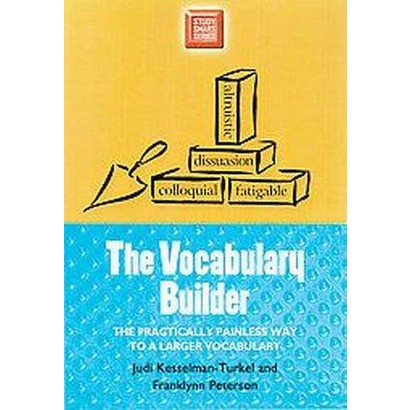 The Vocabulary Builder (Paperback)