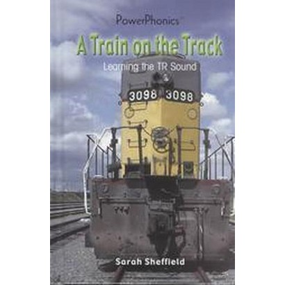 A Train on the Track (Hardcover)