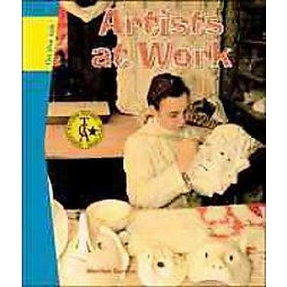 Artists at Work (Hardcover)