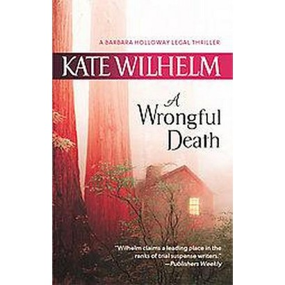 A Wrongful Death (Reprint) (Paperback)