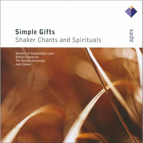 Simple Gifts: Shaker Chants and Spirituals