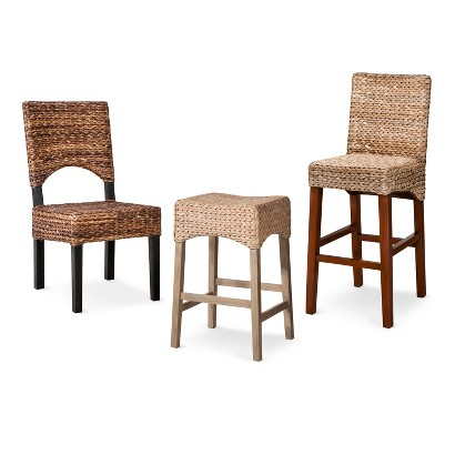 Barstool Andres Seagrass Dining Collection