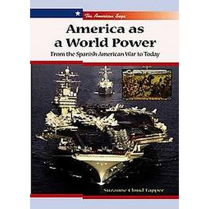 America As a World Power (Hardcover)