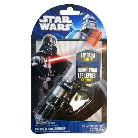 Star Wars Light Up Lip Balm - Darth Vader