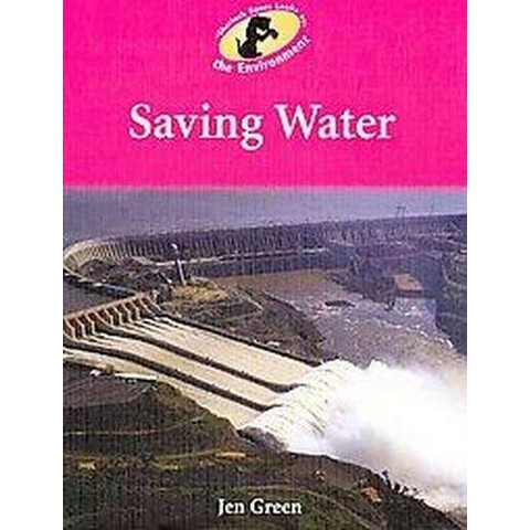 Saving Water (Hardcover)