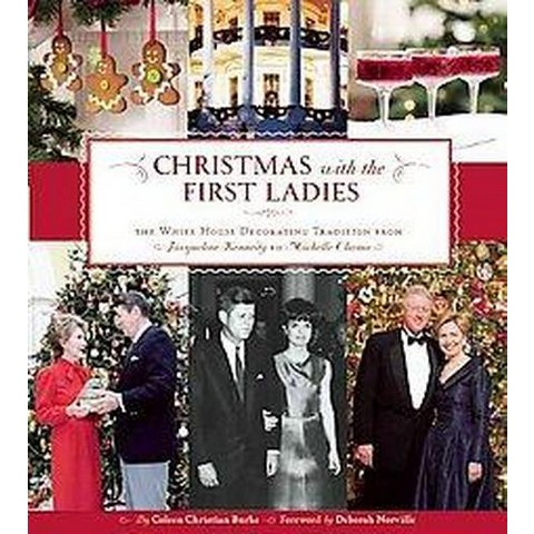 Christmas With the First Ladies (Hardcover)