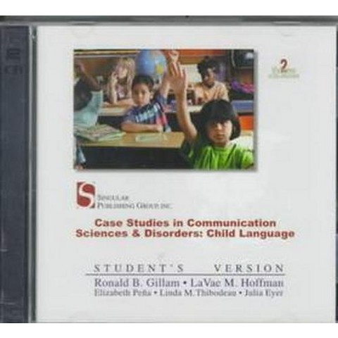 Case Studies in Communication Sciences and Disorders (CD-ROM)