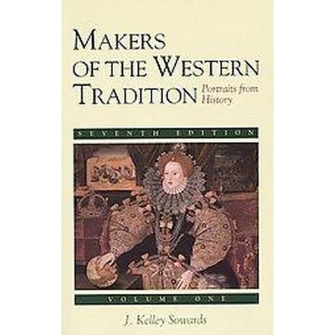 Makers of the Western Tradition Portraits from History (1) (Paperback)