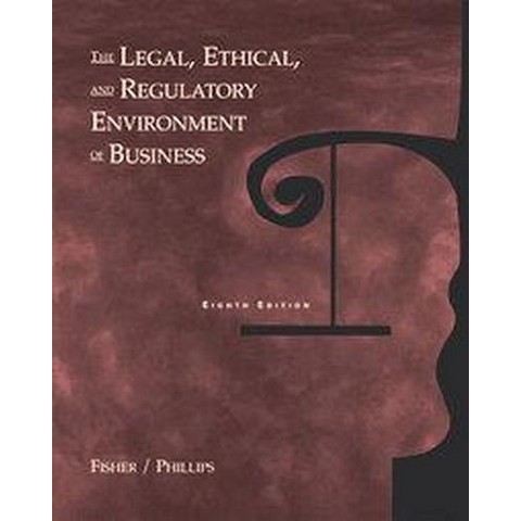 The Legal, Ethical, and Regulatory Environment of Business With Infotrac (Hardcover)