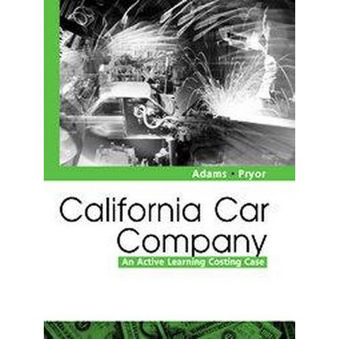 California Car Company (Paperback)
