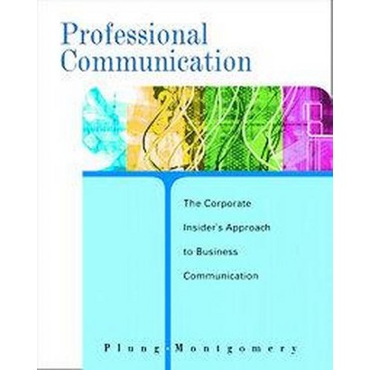 Professional Communication With Infotrac (Paperback)