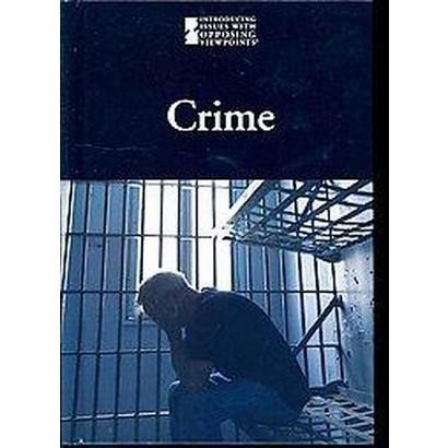 Crime (Hardcover)