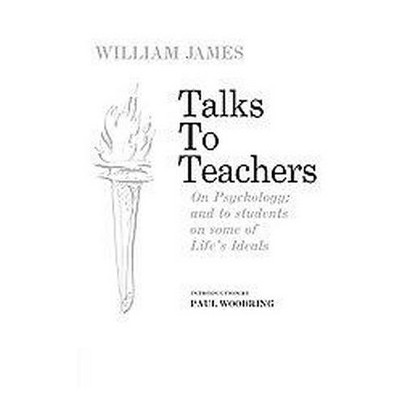Talks to Teachers on Psychology (Paperback)