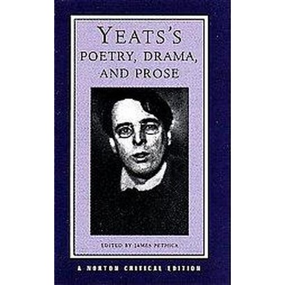 Yeats's Poetry, Drama, and Prose (Paperback)