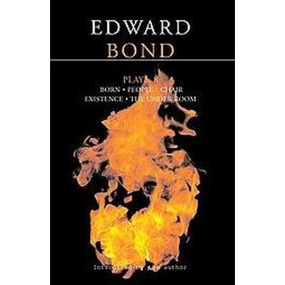 Edward Bond Plays: 8 (Paperback)