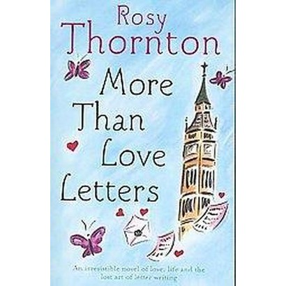 More Than Love Letters (Paperback)