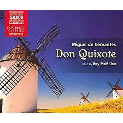 Don Quixote (Compact Disc)
