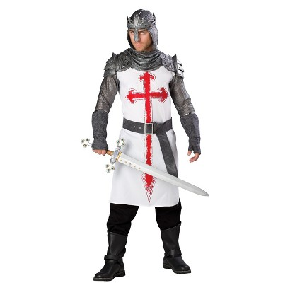 Men's Crusader Premier Costume