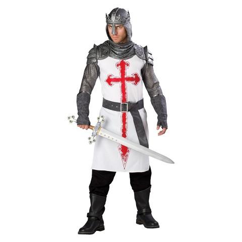 Men's Crusader Premier Costume