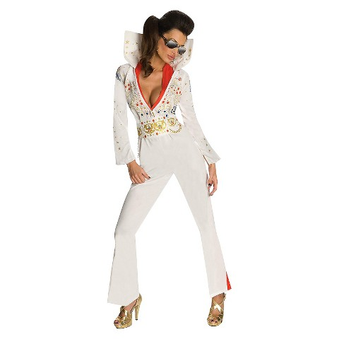Women's Secret Wishes Elvis Costume