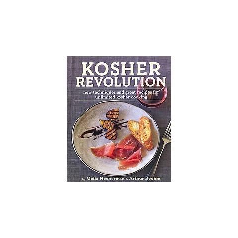 Kosher Revolution (Hardcover)