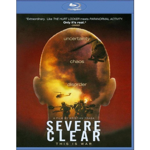 Severe Clear (Blu-ray) (Widescreen)