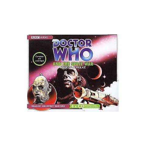 Doctor Who and the Space War (Unabridged) (Compact Disc)