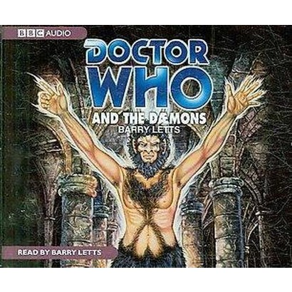 Doctor Who and the Daemons (Compact Disc)