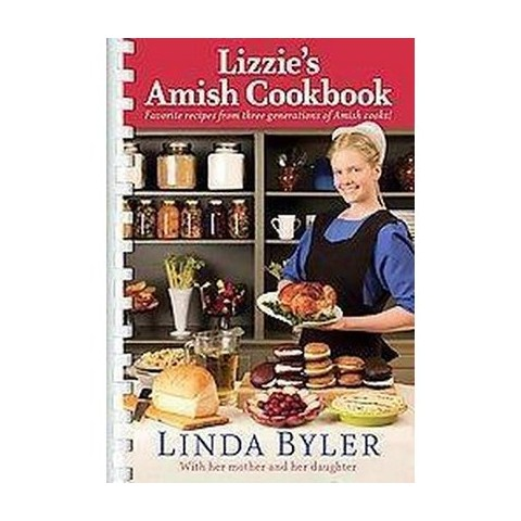 Lizzie's Amish Cookbook (Paperback)