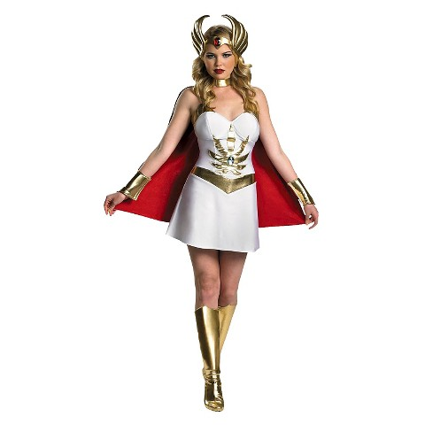 Women's Master of the Universe - She-Ra Costume