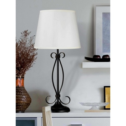 Kenroy Home Charleston Table Lamp - Oil Rubbed Bronze