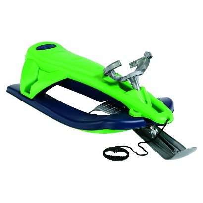 Pelican Snow Rod - Lime Green/Blue