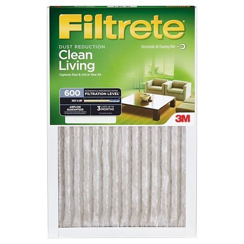 Filtrete™ Dust Reduction,  2pk 14x25