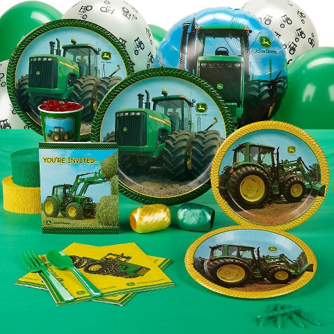 John Deere Party Kit for 16