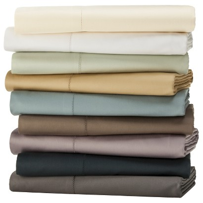 Fieldcrest® Luxury Egyptian Cotton 600 Thread Count Sheet Set