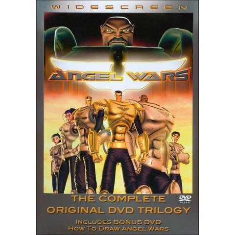 Angel Wars: The Complete Original DVD Trilogy (4 Discs) (Widescreen)