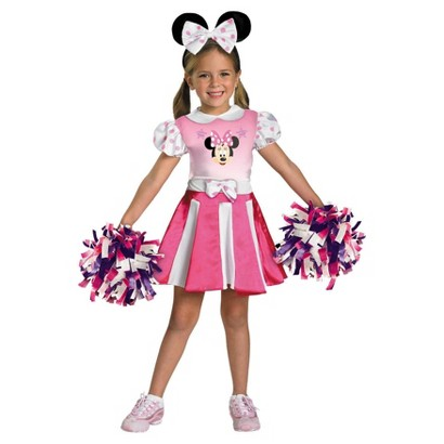 Toddler/Girl's Mickey Mouse Clubhouse - Minnie Costume
