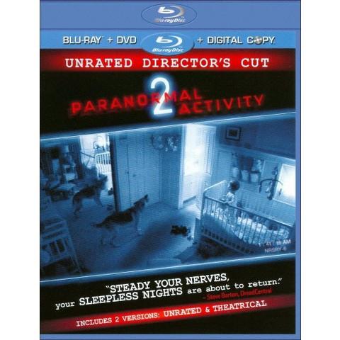 Paranormal Activity 2 (2 Discs) (Paranormal Activity 3 Movie Cash) (Includes Digital Copy) (Blu-ray