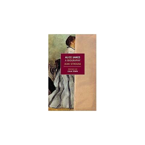 Alice James (Reprint) (Paperback)